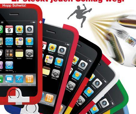 "Hopp Schwiiz! Das ""SWISSMADE"" IPhone WM Frame Ist Da!"